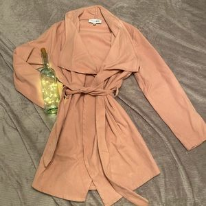 Fashion Nova Trench Coat 💕